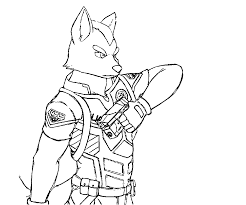 printable pictures star fox coloring pages 91 for your line