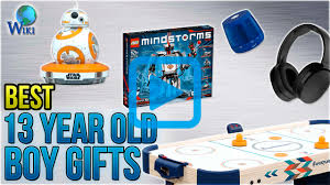 top 10 13 year old boy gifts of 2018 video review