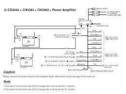 fujitsu ten car radio stereo audio wiring diagram autoradio
