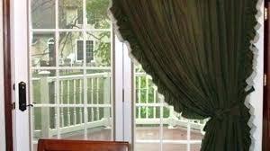 Patio Door Ideas Sliding Door Curtain Ideas Luxury Patio Window Curtains For The