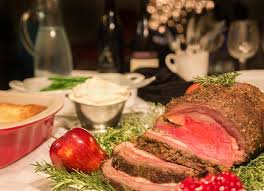 prime rib roast recipe with garlic and rosemary rub from nordstrom
