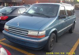 chrysler minivan 1993 chrysler voyager overview cargurus