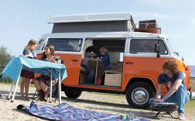 volkswagen minibus camper retro bus vw selling new old microbus camper in the netherlands