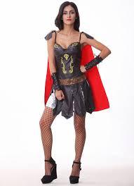 Warrior Princess Halloween Costume Ancient Greek Women La Gladiator Warrior Princess Costumes Latin