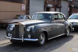 roll royce grey classic 1962 rolls royce silver cloud ii sedan saloon for sale