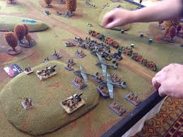 How To Play War by Itty Bitty Soldiers Photodump Templecon 2014