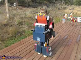 Transformer Halloween Costume Optimus Prime Transformer Costume Transformer Halloween Costume