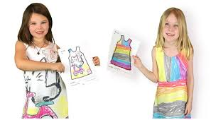 design your own dress this new company lets your kids design their own clothes simplemost