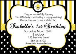bumble bee invitations printable printable invitations