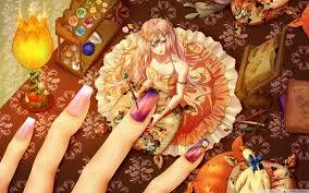 nails art design hd desktop wallpaper high definition