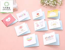 aliexpress buy 168pcs lot small birthday cards
