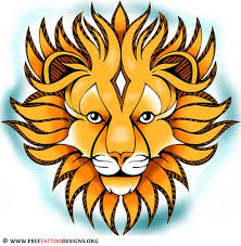 leo tattoo tattoo patronen lion pinterest tribal lion tattoo