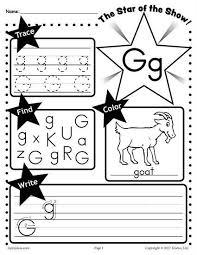25 best letter g images on pinterest alphabet letters preschool