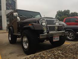 jeep kaiser cj5 lot shots find of the week 1977 jeep cj 5 onallcylinders