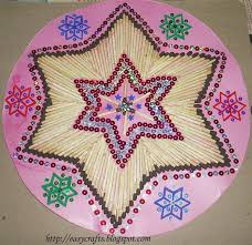 Art And Craft For Home Decoration 85 Best Match Stick Crafts Images On Pinterest Stick Crafts