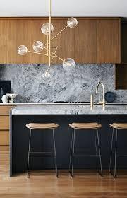 Modern Kitchen Idea Best 25 Modern Kitchen Decor Ideas On Pinterest Island Lighting