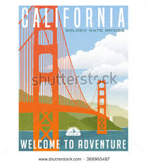 California travel stickers images Mountain poster stock images royalty free images vectors jpg