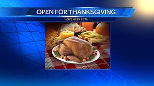 open nov 26 restaurants serving up thanksgiving meals