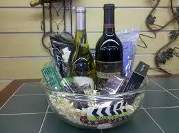wine basket gifts gift baskets wine accessories