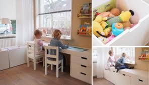 rangement chambre d enfant avec les meubles adéquats momes