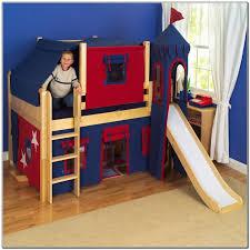 kids loft beds with slide buythebutchercover com