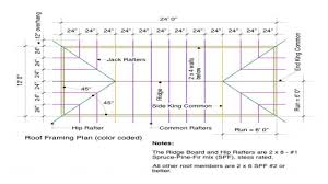 A Frame House Plans Free by 100 House Framing Plans Sample House Plans Home Design
