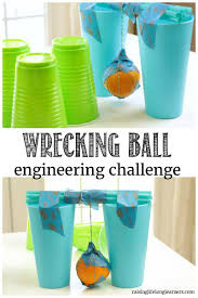 Challenge Science Orange Wrecking Engineering Challenge Science For