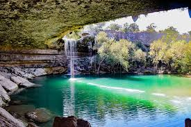 Texas waterfalls images Why everyone can 39 t stop talking about this dreamy waterfall in texas jpg