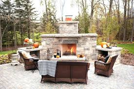 western patio furniture outdoor fireplace furniture ideas western