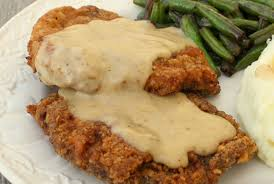 how to make chicken fried steak with white gravy the best country
