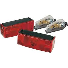 submersible boat trailer lights west marine waterproof low profile thermoguarded trailer lights