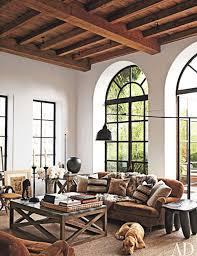 rustic livingroom best 25 rustic modern living room ideas on country