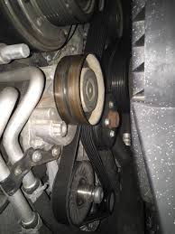 idler belt pulley fell off need help mbworld org forums