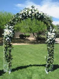 Wedding Arches Buy 90 White Metal Arch Frame Wedding Quinceanera Party By C1easy