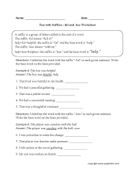 19 best prefixes images on pinterest worksheets language and