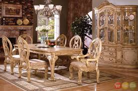 Vintage Dining Room Set Chair Antique Dining Table And Chairs With Famous Pi Antique