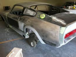 mustang eleanor parts 1967 1968 mustang fastback eleanor style project 23 500 for sale