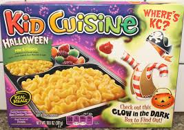 kid cuisine halloween mac u0026 cheese meal review youtube