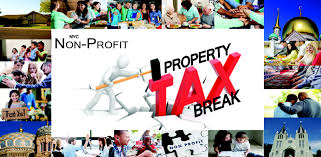 not for profit property tax exemption
