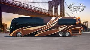 marathon coach custom coach 1247 prevost h3 45 with loop
