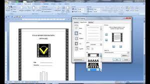 cara membuat makalah untuk presentasi cara membuat cover tugas makalah laporan proposal skripsi dll