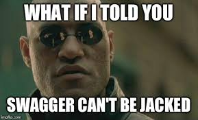 Swagger Meme - matrix morpheus meme imgflip
