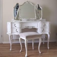 White Vintage Bedroom Accessories Vintage Vanity Table For Beautiful Room Accessories Furniture