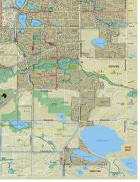 Map Of Loveland Colorado by Bike And Recreation Map