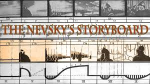 The Nevsky U0027s Storyboard Cantata Alexander Prokofiev Children