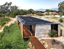 home design building blocks industrial modern sawmill house is built from recycled concrete