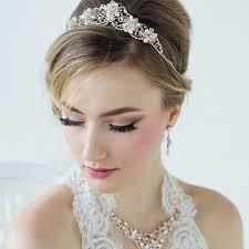 bridal tiaras wedding tiaras hairstyles tips in choosing bridal tiaras based n