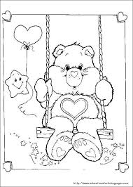 hd wallpapers baby care bear coloring pages awi eiftcom press