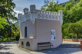 Real Bad Kreuznach Kapelle Im Kurpark Bad Kreuznach Foto U0026 Bild Deutschland Europe