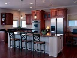 Best  Cherry Wood Cabinets Ideas On Pinterest Cherry Kitchen - Cherry cabinets kitchen